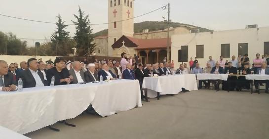 Ataque de radicales musulmanes a palestinos cristianos en la aldea Jifna