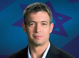 Yoaz Hendel, diputado de Kajol Lavan, recalca: Nuestra prioridad es un gobierno de unidad nacional