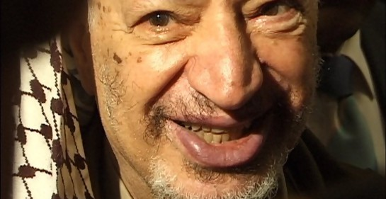 Yasser Arafat (Foto: Hans Jørn Storgaard Andersen, Wikimedia commons)