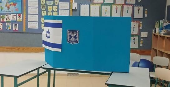 Terminó el escrutinio: Kajol Lavan 33 escaños, Likud 31