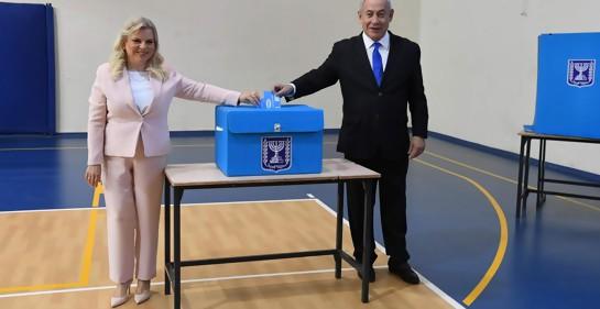 Los políticos no descansan y salieron temprano a votar