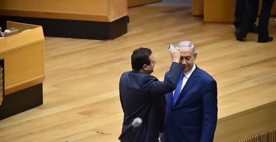 Tocan fondo en nivel de discusión electoral en Israel
