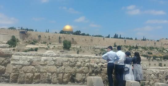 5 apps para conocer Jerusalem