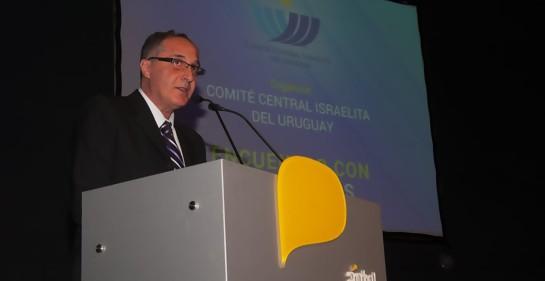Evento de presidenciables organizado por el Comité Central Israelita