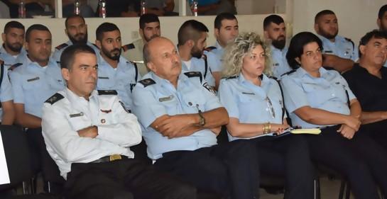 Nuevos efectivos árabes en la Policía de Israel