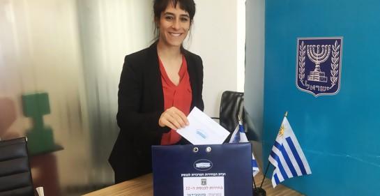 Concluyó la primera parte de las elecciones israelíes, con la votación de los diplomáticos en el exterior
