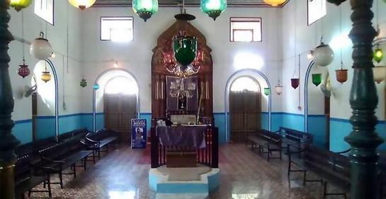 Colapsa en India una sinagoga de 600 años