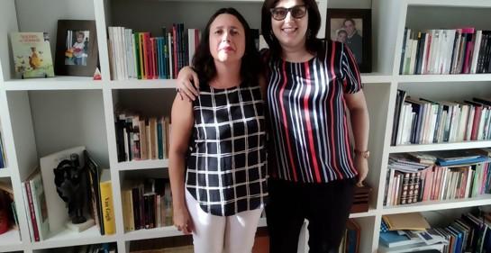 Mano a Mano con la escritora Gaby Fleiss Z