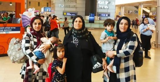La atención a pacientes kurdos en Israel es ya de larga data