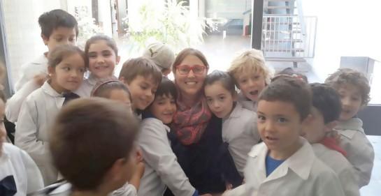 Recordando a Gaby Fleiss y su alegría de escribr libros para niños
