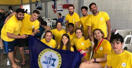 La nueva victoria con la camiseta de Hebraica Macabi