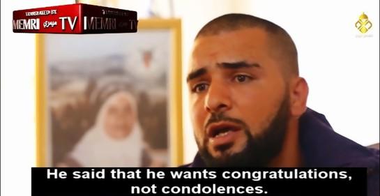 La familia de la terrorista suicida Hanadi Jaradat no quiso condolencias sino felicitaciones