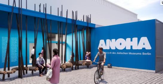 El Museo Judío de Berlín abre una nueva ala infantil inspirada en el Arca de Noé