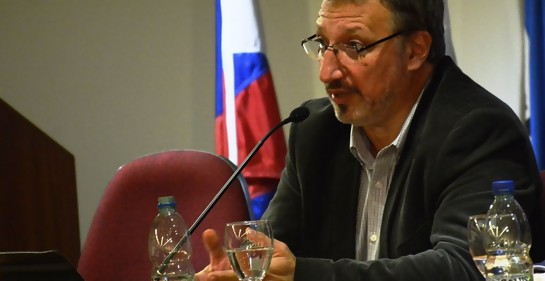 Gerardo Sotelo (Foto: Juan Manuel López para Montevideo Portal)