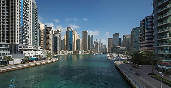 Vida judía en Dubai