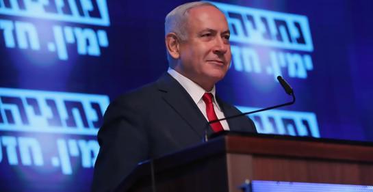 Día clave para Netanyahu