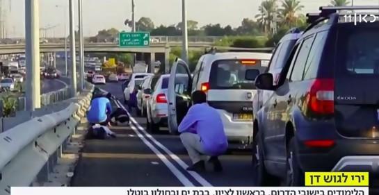 Israel atacó a un jefe terrorista. El Jihad Islámico ataca a la población civil con lluvia de cohetes.