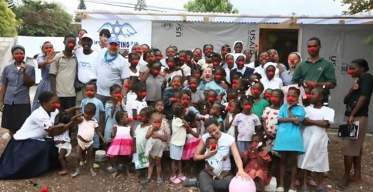 La ONG israelí IsraAID lleva ayuda  para mujeres y niños en Chad