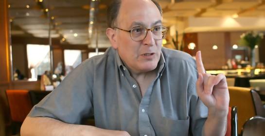El periodista Daniel Rodríguez Oteiza (foto: Ariel Jerozolimski)
