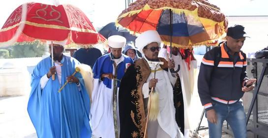 Se celebró el SIGD,  la tradicional fiesta de la comunidad israelí de origen etíope