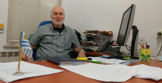 El Dr José Mazar