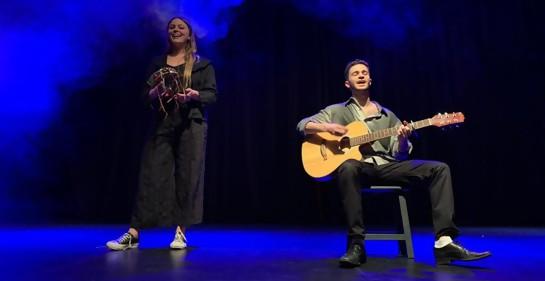 Alan Garfinkel nos cuenta su experiencia teatral en Alas Cansadas