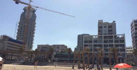 Actividades en Tel Aviv