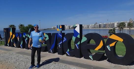 La Embajada de Israel en Uruguay hincha por la Celeste