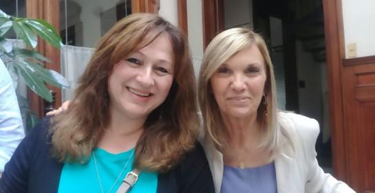 Entrevista especial con la Vicepresidenta electa Beatriz Argimon