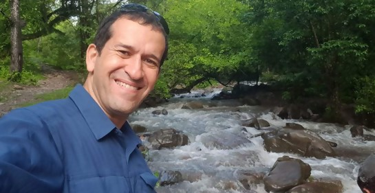 Richard Kaufmann, guía, rabino y emprendedor