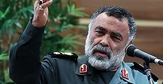 Brig. Gral. Morteza Ghorbani (Foto: Wikipedia)