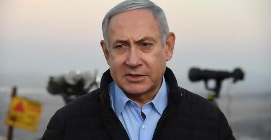 El Premier Netanyahu (Foto Haim Zach.GPO)