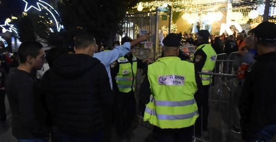 Los cristianos israelíes se preparan para Navidad