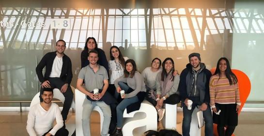 La vivencia uruguaya que unió a jóvenes israelíes