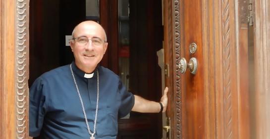El Cardenal Daniel Sturla, Arzobispo de Montevideo, recibe el  Premio Jerusalem.