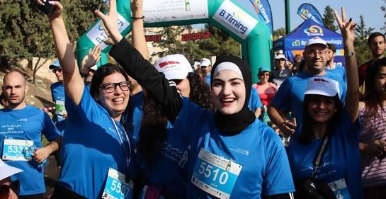 Se llevó a cabo la carrera judeo-árabe de Jerusalem