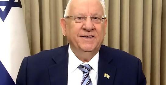 El Presidente de Israel Reuven Rivlin (foto: GPO)