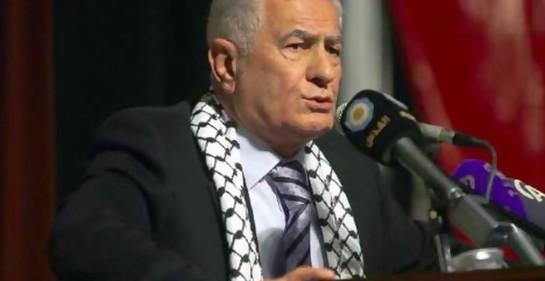 Abbas Zaki, miembro del Comité Central de Fatah