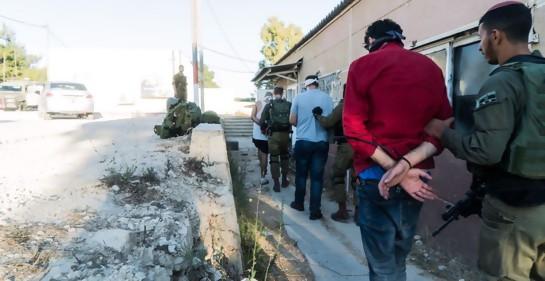 Descubren amplia infraestructura terrorista en las zonas de Ramallah y Qalqilya