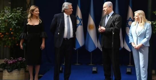 Analizando la visita del Presidente de Argentina a Israel