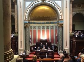 Comisión Permanente recordó Día Internacional de las Víctimas de la Shoá