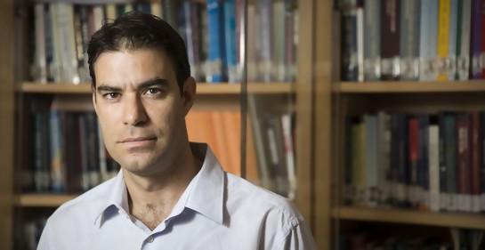 Dr.Amir Fuchs (Foto: Instituto Israelí de Democracia)
