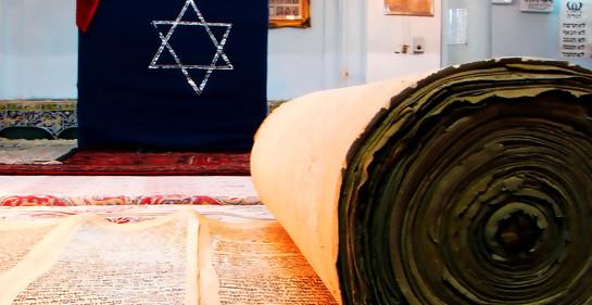 Los judíos en Irán