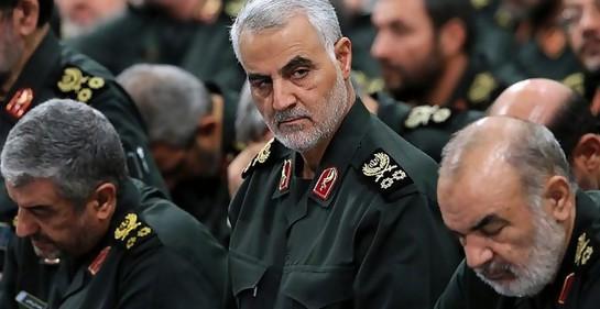 Qassem Soleimani, eliminado por EEUU (Foto: Oficina del Presidente de Irán, via AP)