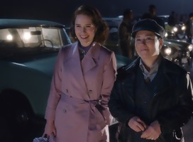 The Marvelous Mrs. Maisel: tercera temporada