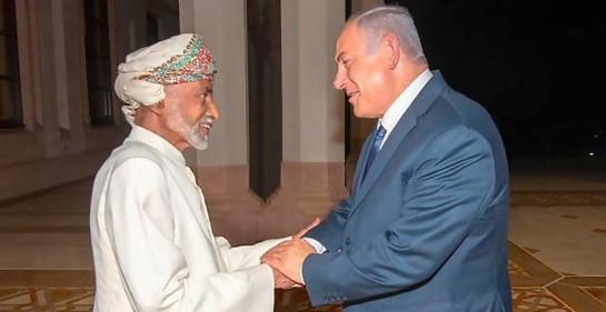 Israel despide al Sultan Qabus bin Said de Oman