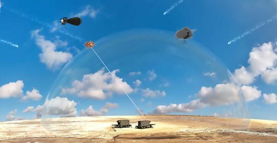 Nueva tecnología revolucionaria se agrega al sistema de capas que protegen a Israel