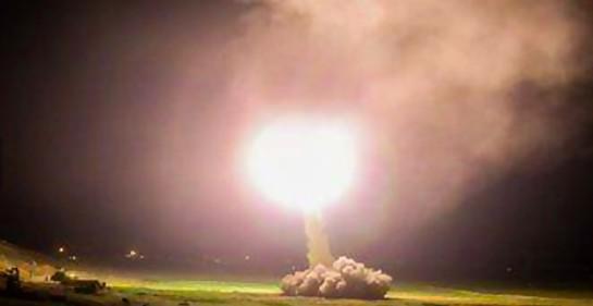Con disparo de misiles, comenzó la venganza de Irán por la muerte de Soleimani