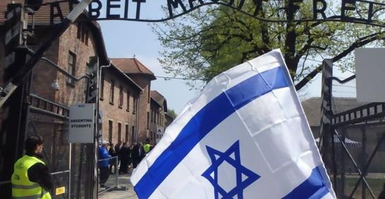 Desde Auschwitz. Recordando mi Marcha por la Vida.