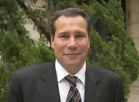 El Fiscal Alberto Nisman en Jerusalem